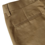 RALPH CHINO SHORTS - GOLDEN
