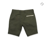 PREP REGULAR SHORTS - OLIVE