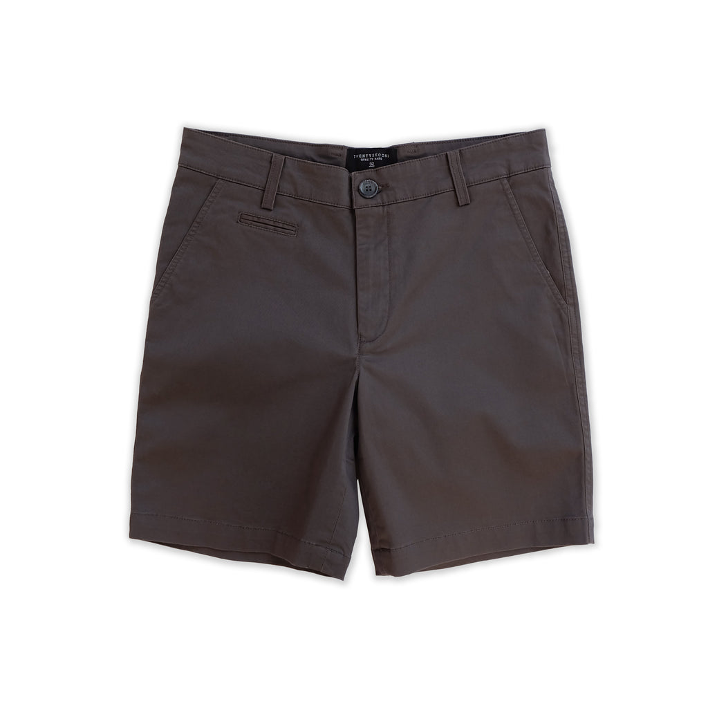 BILL REGULAR SHORTS - GREY