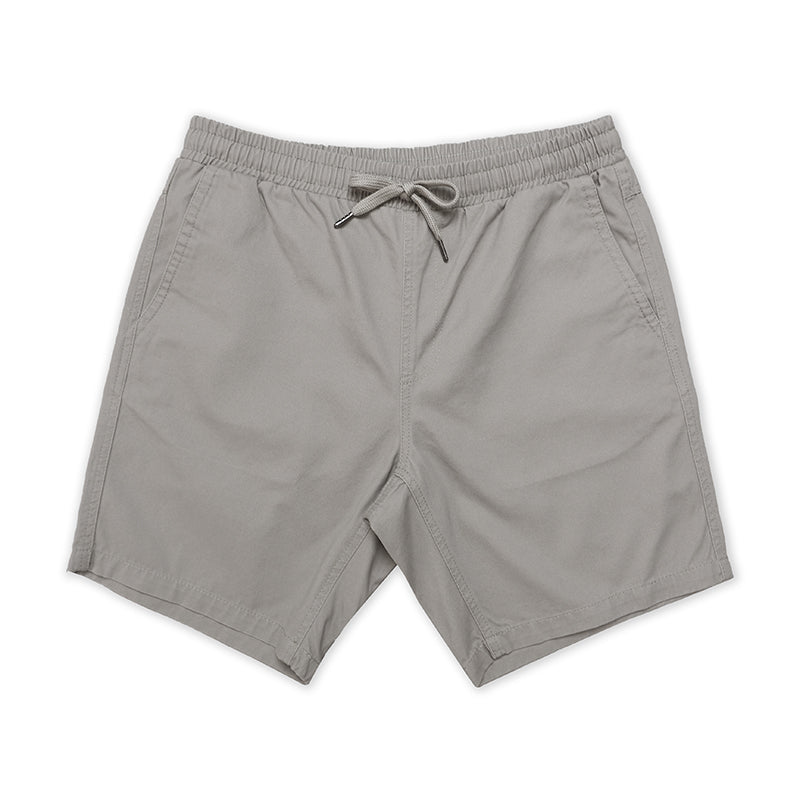 OLIVER RELAXED SHORTS - GREY