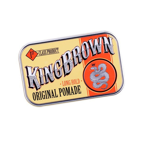 KINGBROWN Premium pomade-Firm Hold