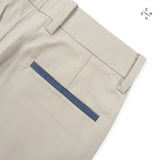 PREP REGULAR SHORTS - KHAKI