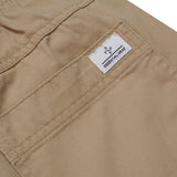 OLIVER RELAXED SHORTS - KHAKI