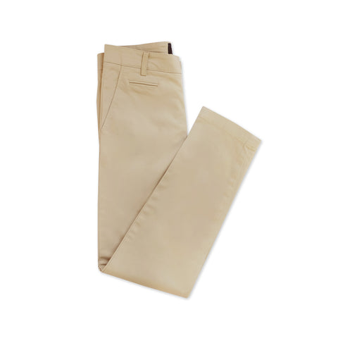 RAY CHINO PANTS - KHAKI
