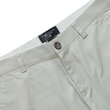 MATT CHINO SHORTS - LIGHT GREY (EXTRA SHORTS)