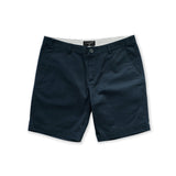 VIKTOR CHINO SHORTS - DARK BLUE (REGULAR SHORTS)