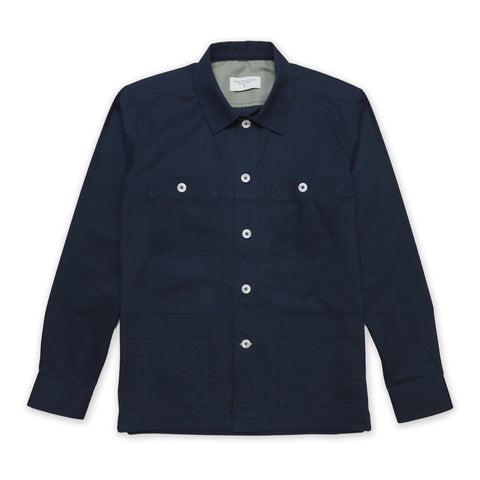 LIFEWEAR JACKET - NAVY