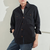 PHIL JACKET-BLACK
