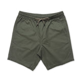 OLIVER RELAXED SHORTS - OLIVE