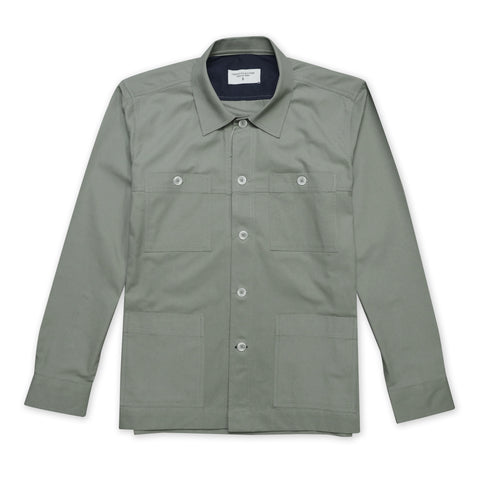 LIFEWEAR JACKET - OLIVE