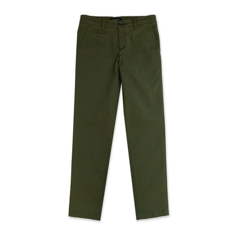 RAY CHINO PANTS - OLIVE