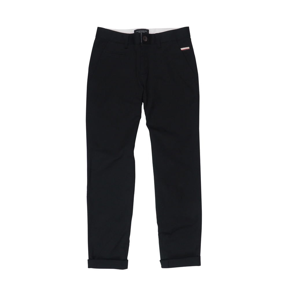 FOSTER CHINO PANTS - BLACK