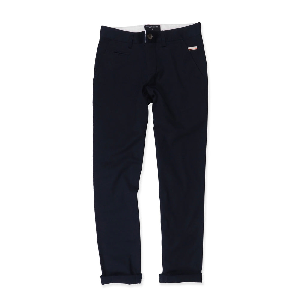 FOSTER CHINO PANTS - NAVY