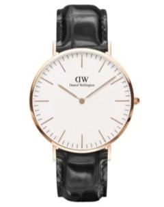 Classic Canterbury 40mm Rose gold