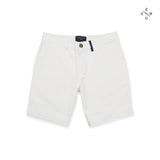 PREP REGULAR SHORTS - WHITE