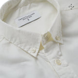 TYPEWRITER SHIRT - WHITE