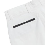 BILL REGULAR SHORTS - WHITE