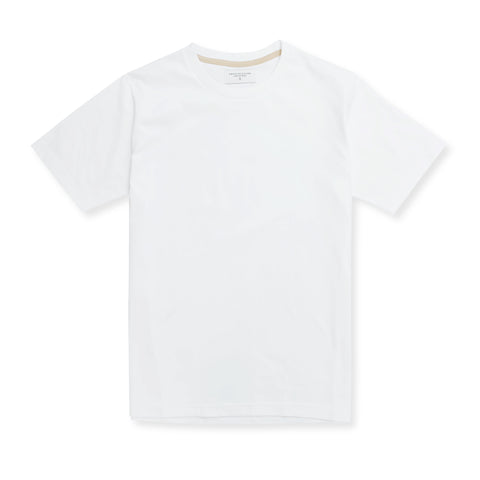 THE BASIC TEE - WHITE