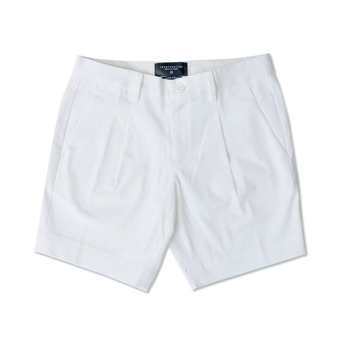 RALPH CHINO SHORTS - WHITE