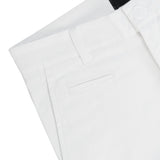 RAY CHINO PANTS - WHITE