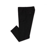 ITALIAN WOOL PANTS - BLACK