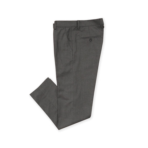ITALIAN WOOL PANTS - GREY