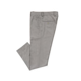 ITALIAN WOOL PANTS - LIGHT GREY