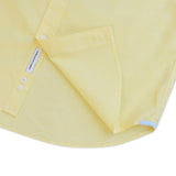 WILL OXFORD SHIRT - YELLOW