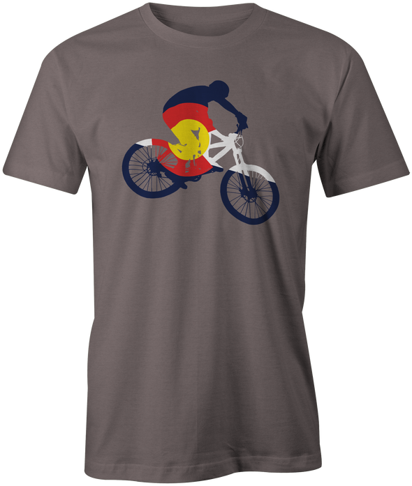 Colorado Mountain Bike T-Shirt