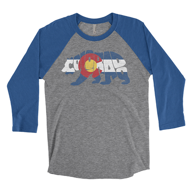 Colorado Bear Raglan