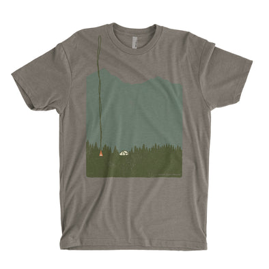 Isolation (the camping) T-Shirt