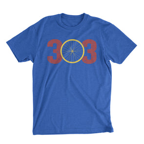 Colorado Roadie 303 T-Shirt