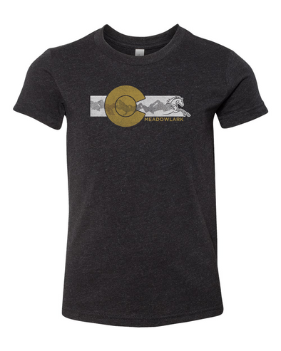 Colorado Logo T-Shirt - Youth