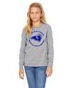 Mountain View Logo Youth Long Sleeve T-Shirt