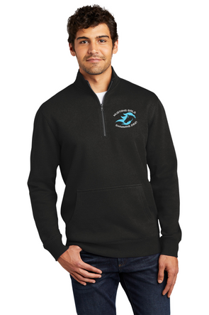 MRHS Small Chest Logo Adult Fleece 1/4 Zip