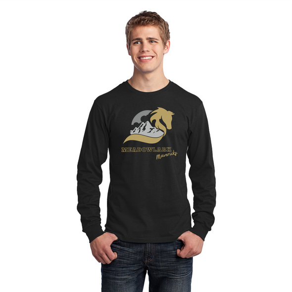 Logo Long Sleeve T-Shirt - Adult