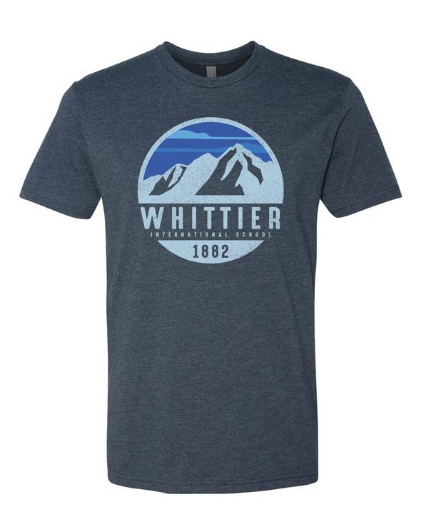 Whittier Mens Short Sleeve T-Shirt
