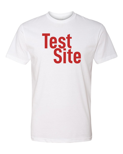 Test Site Unisex Short Sleeve T-Shirt