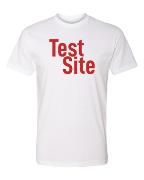 Test Site Unisex Short Sleeve T-Shirt #2