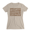 Colorado ICON Women's T-Shirt