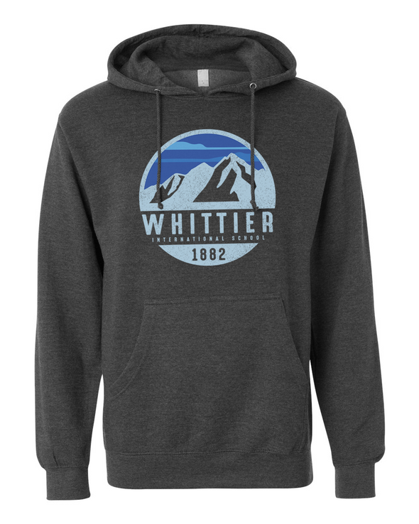 Whittier Mens Pullover Hoodie