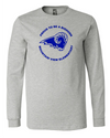 Mountain View Logo Adult Long Sleeve T-Shirt