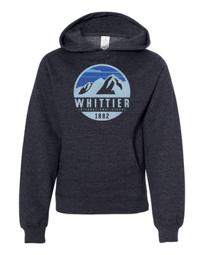 Whittier Youth Midweight Hooded Sweatshirt