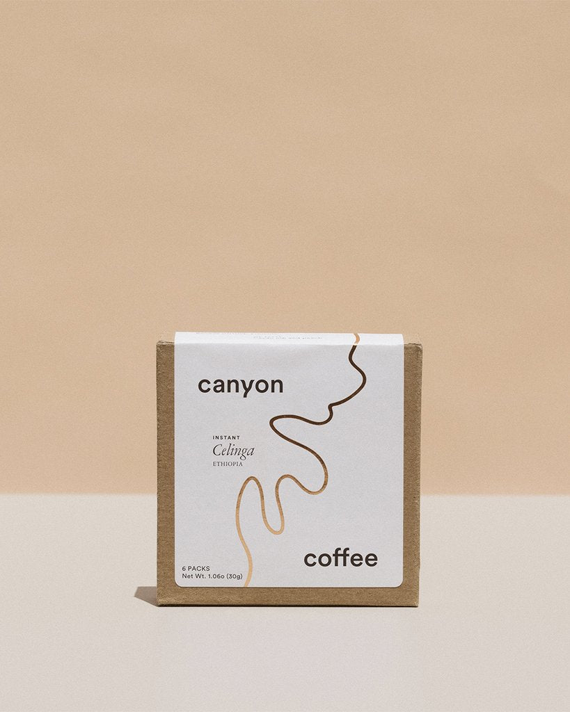 Canyon Coffee - Instant Coffee