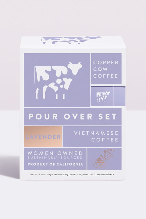 Copper Cow - Lavender Latte Kit
