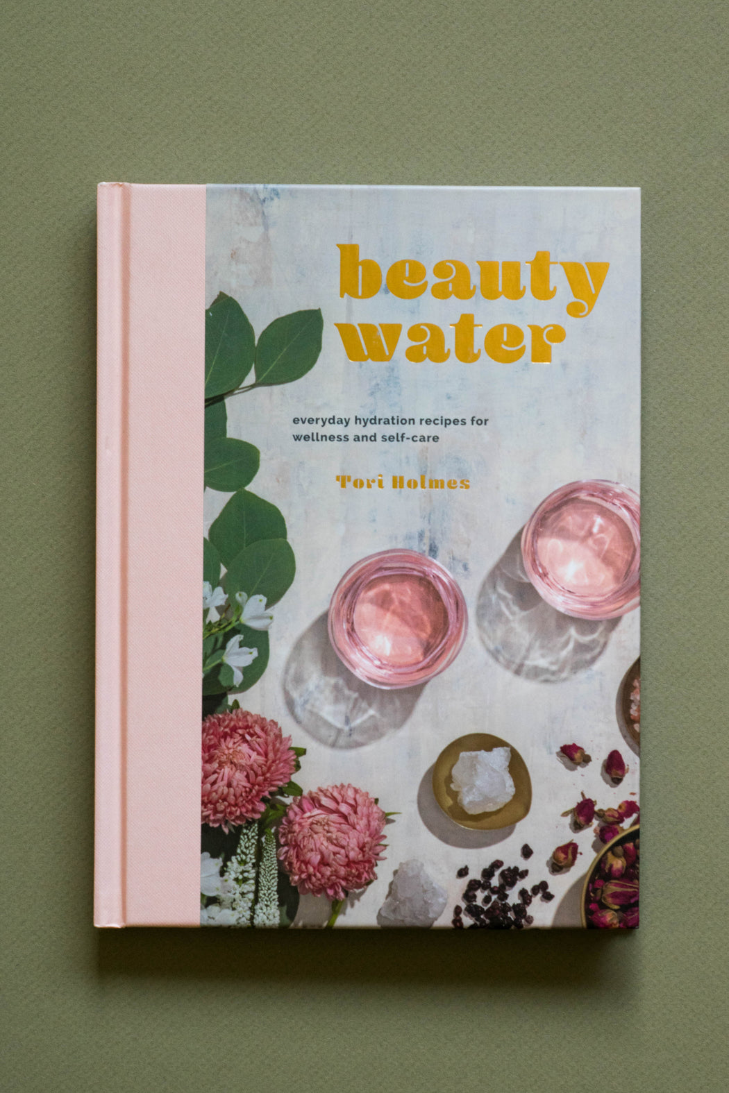 Beauty Water Recipe Book