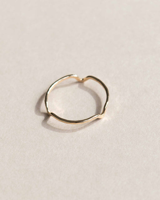 Goldeluxe - Freeform Stacking Ring