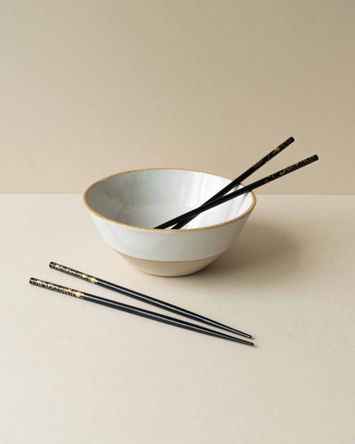Black + Gold Chopsticks