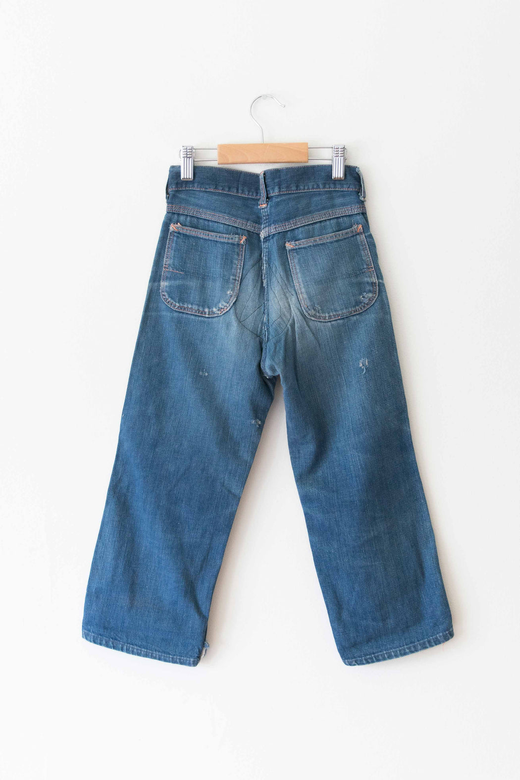 Kids Patch Work Big Mac Denim
