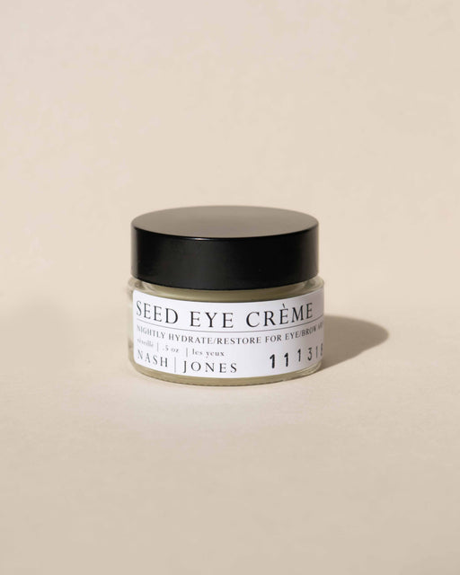 Nash and Jones - Eye Crème